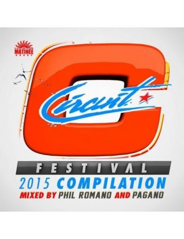 Matinee Circuit Festival Compilation 2015 - Varios - 2Cds [CD]