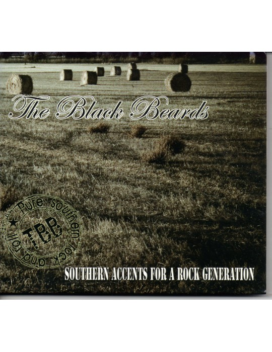 THE BLACK BEARDS-SOUTHERN ACCENTS FOR A ROCK GENERATION