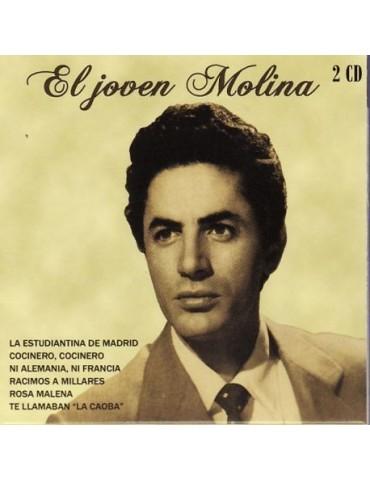 Antonio Molina - El Joven Molina - 2Cds [CD]