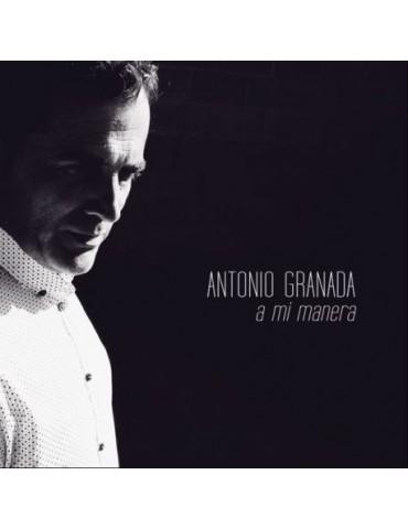 Antonio Granada - A Mi Manera [CD]