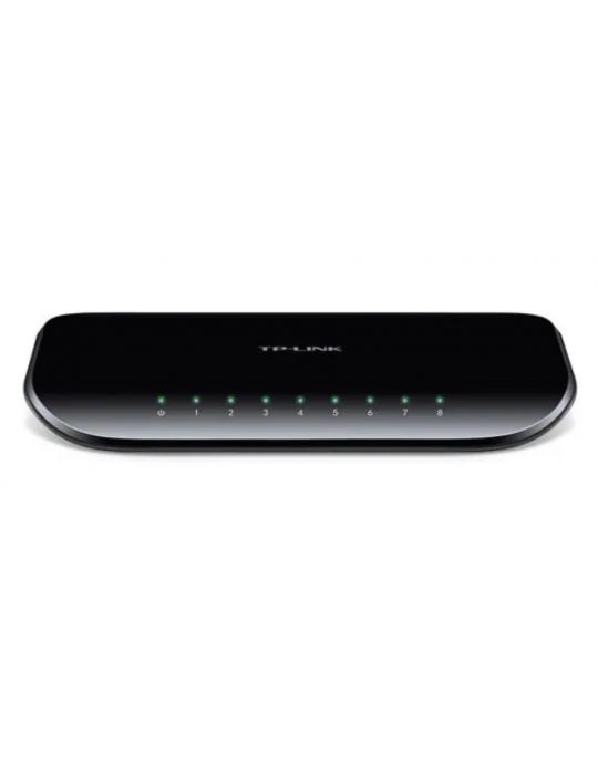 Switch Gigabit  de 8 Puertos - Escritorio TL-sg1008d