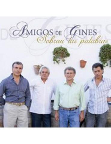 Amigos De Gines - Sobran Las Palabras [CD]