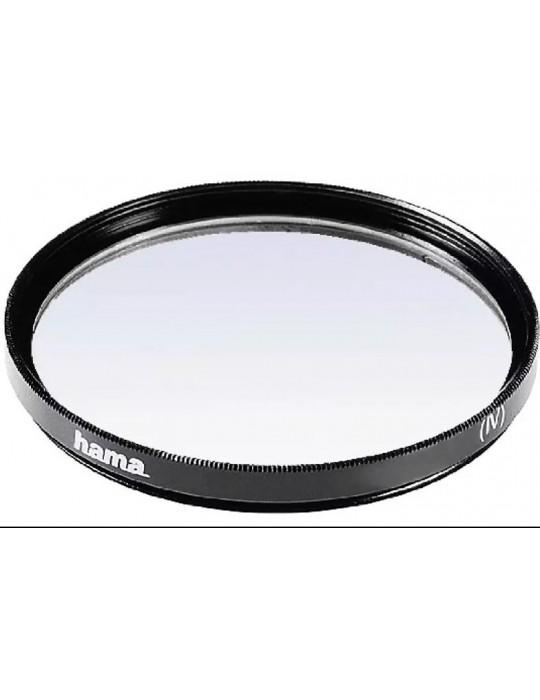 Filtro Protector con protencción UV 58mm - Camaras Foto - Hama