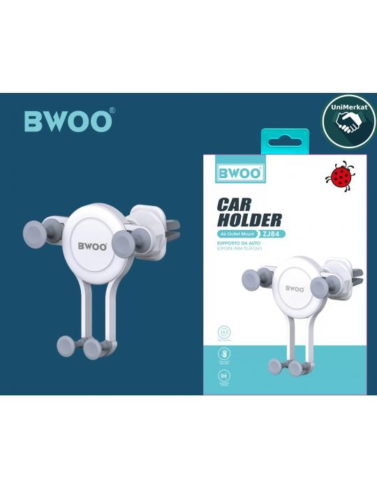 Soporte Extensible para Rejilla de Aire BWOO ZJ84 Blanco
