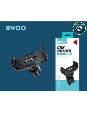Soporte de Pinza Rotativo para Rejilla BWOO ZJ91 Negro