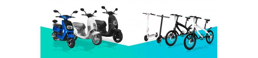 Todo tipo de movilidad urbana de las mejores marcas sólo en Unimerkat