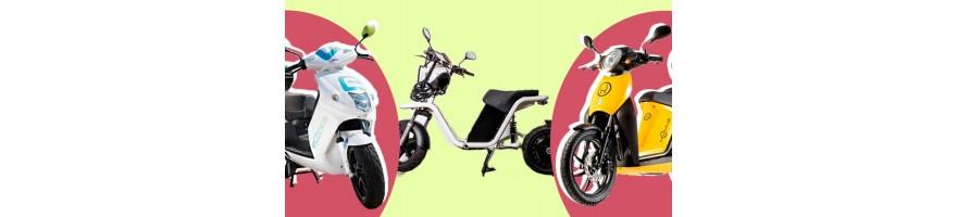 Las mejores marcas de motocicleta eléctrica sólo en Unimerkat
