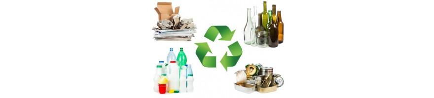 Todo sobre lo que necesitas para reciclar en Unimerkat
