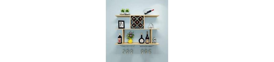 Todo en vinoteca y armarios con botelleros en Unimerkat