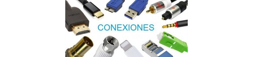 Adaptadores y cables de Informática | unimerkat