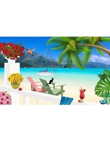 Jardín Terraza y Playa