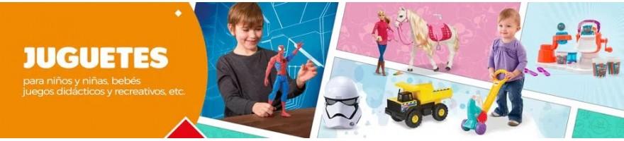 Tienda de Juguetes Online para bebés y niños | unimerkat