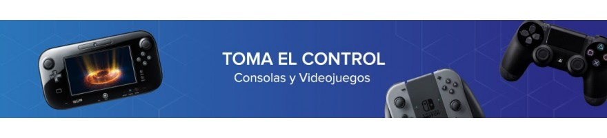 Comprar Videojuegos y Consolas en unimerkat