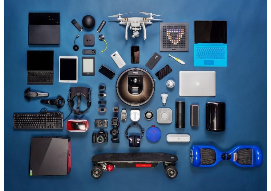 Tienda online de artículos tecnológicos y electrónicos